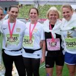 München (Halb)Marathon - alle im Ziel
