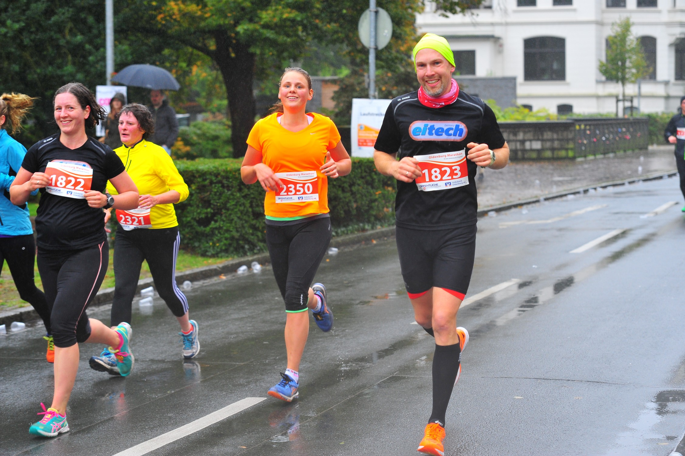18. Oktober 2015: Oldenburger Citylauf (10 km) im Rahmen des ...