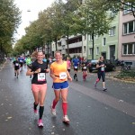 Silja und Svende unterwegs