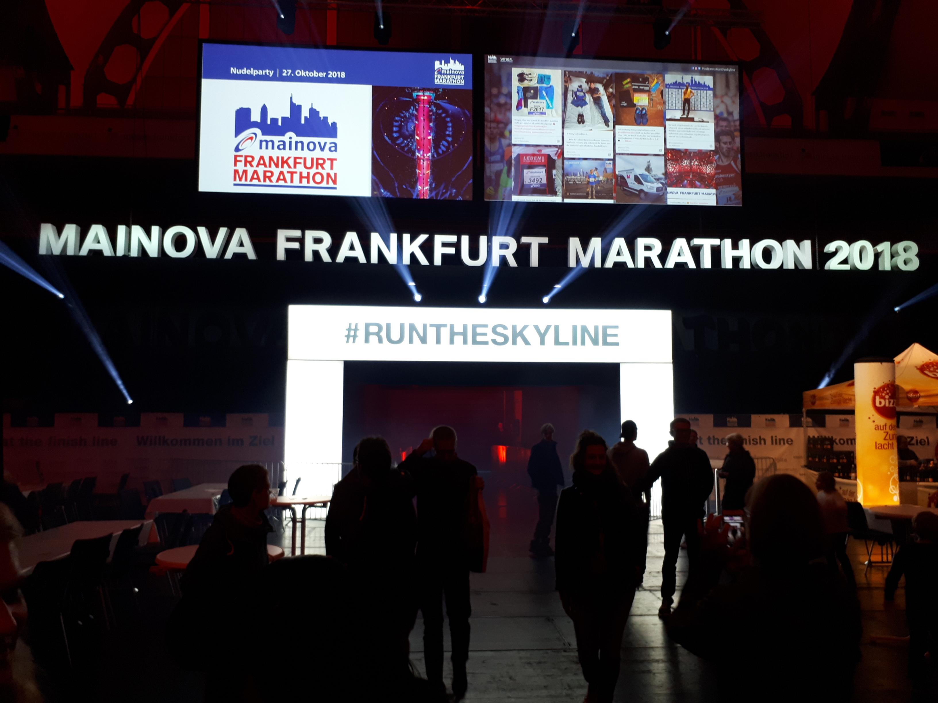 Frankfurt Marathon Ultrarunnersde Ultraläufe Ultramarathon